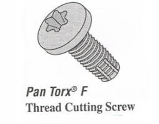 Torx INCH and METRIC Screws
